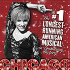 The #1 longest running American Musical in Broadway history – CHICAGO.