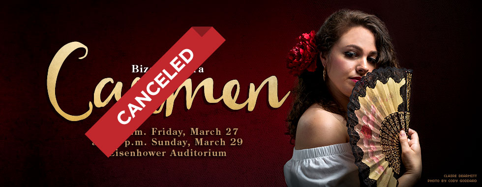 Carmen is canceled