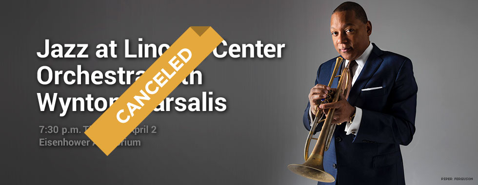 Jazz at Lincoln Center Orchestra Canceled