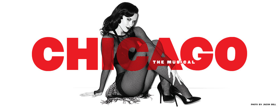 April 11 and 12. CHICAGO THE MUSICAL