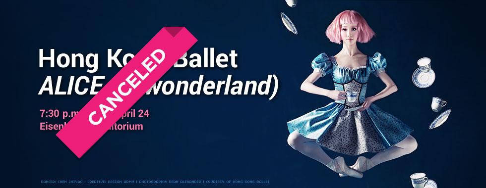 Hong Kong Ballet is canceled